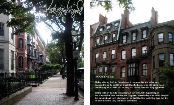 Boston photos + text