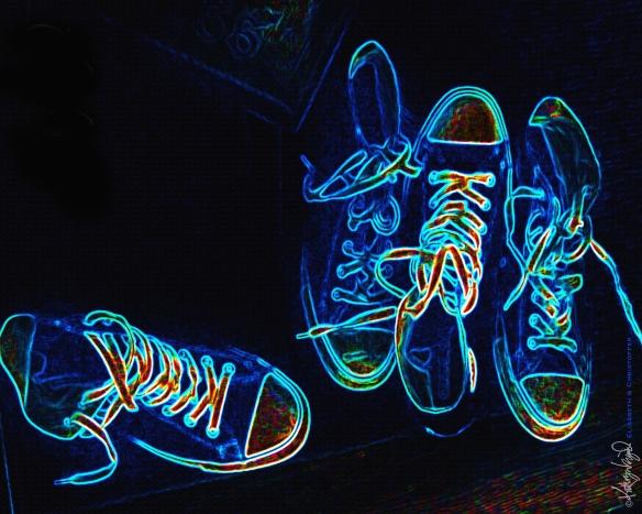 EM & CD's shoes