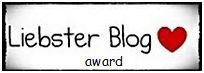 Liebster Blog Logo