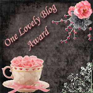 One Lovely Blog Award logo