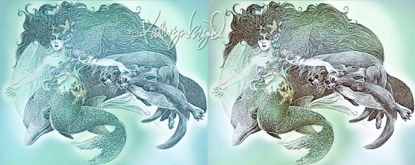 digital illustration x2