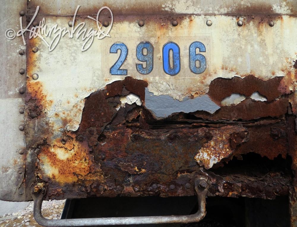 In Rust I Trust (2/3)