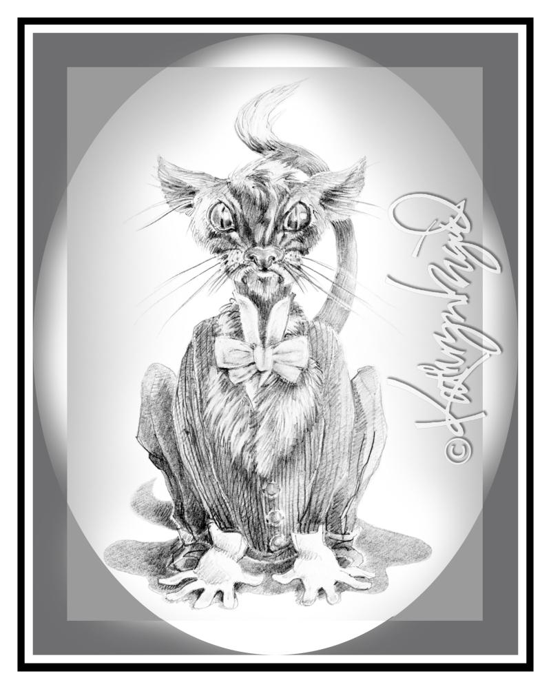 Mad Cat, Bad Cat (1/2)