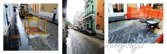 Photo: Rainfall in San Juan