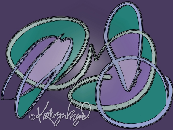 Digital illustration: Ripple Effects
