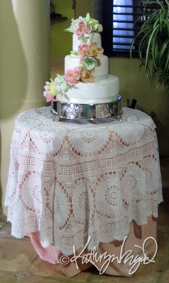 Photo: the Wedding Cake