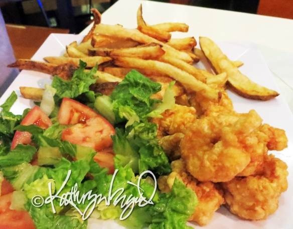 Photo: Egg-Battered Shrimp
