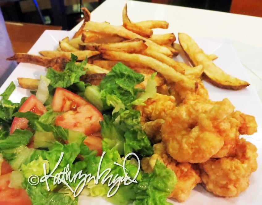 Photo: Egg-Battered Shrimp