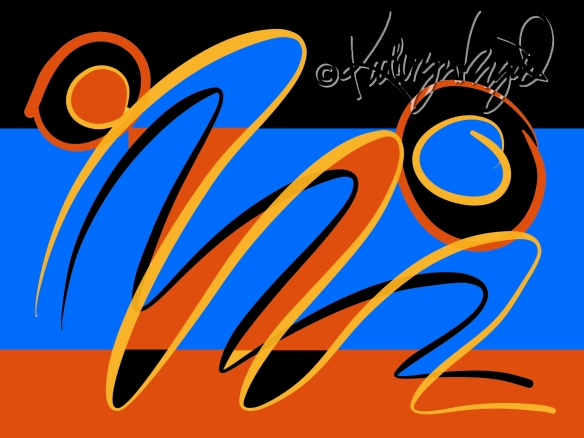 Digital illustration: Jazz Age 2