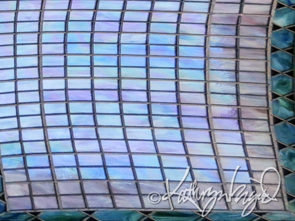 Photo: Leaded Glass