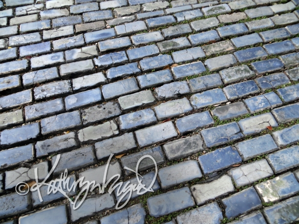 Photo: Follow the Glazed Brick Road
