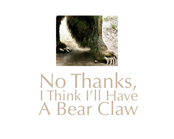 Photo: Bear Claws