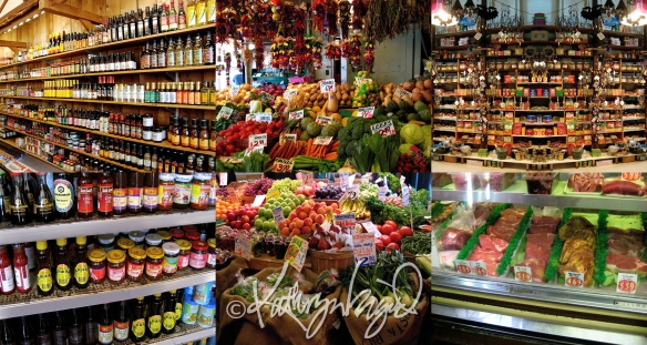Photo montage: Grocery Bonanza