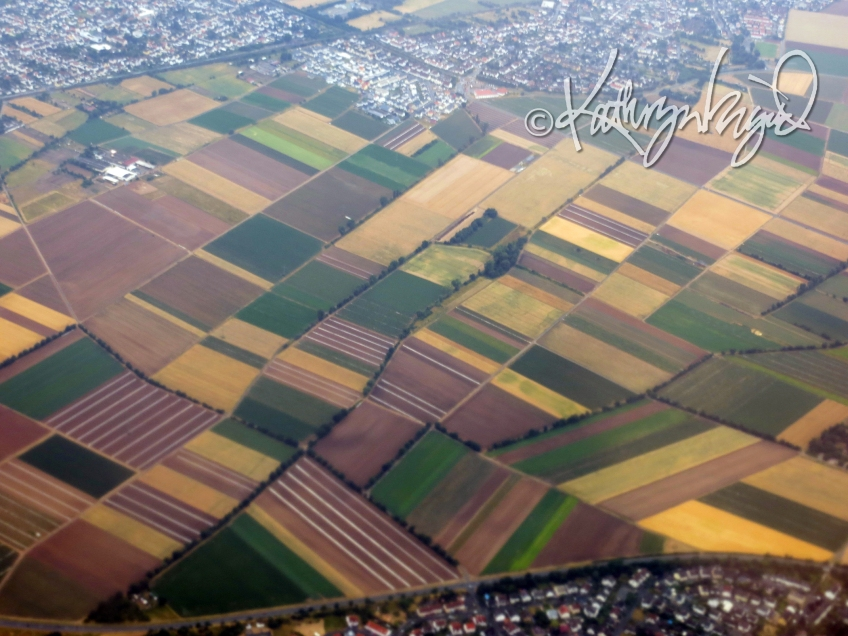 Photo: Aerial Patchwork
