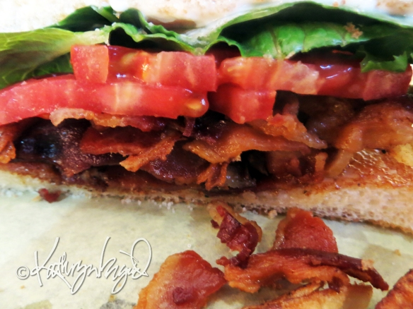 Photo: BLT Perfection in Ponder