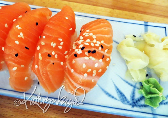Photo: Chinese Sushi in Stockholm