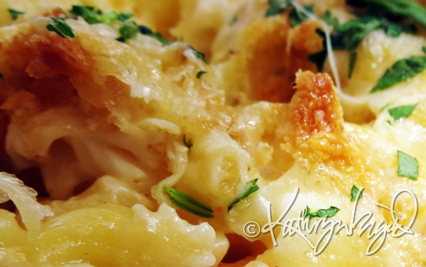 Photo: Dungeness Mac & Cheese