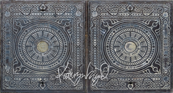 Photo montage: Manhole Covers 2