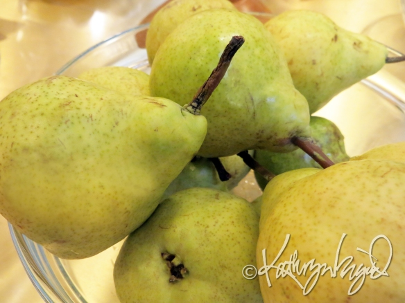 Photo: Pretty Pears