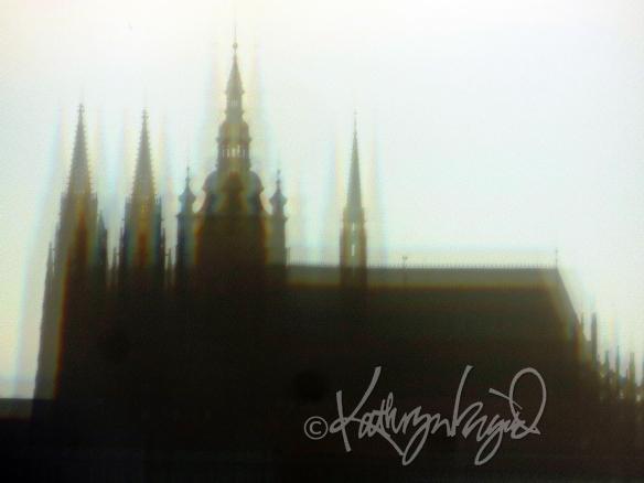 Photo: Through the Curtains