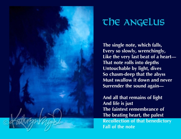 Painting + text: The Angelus