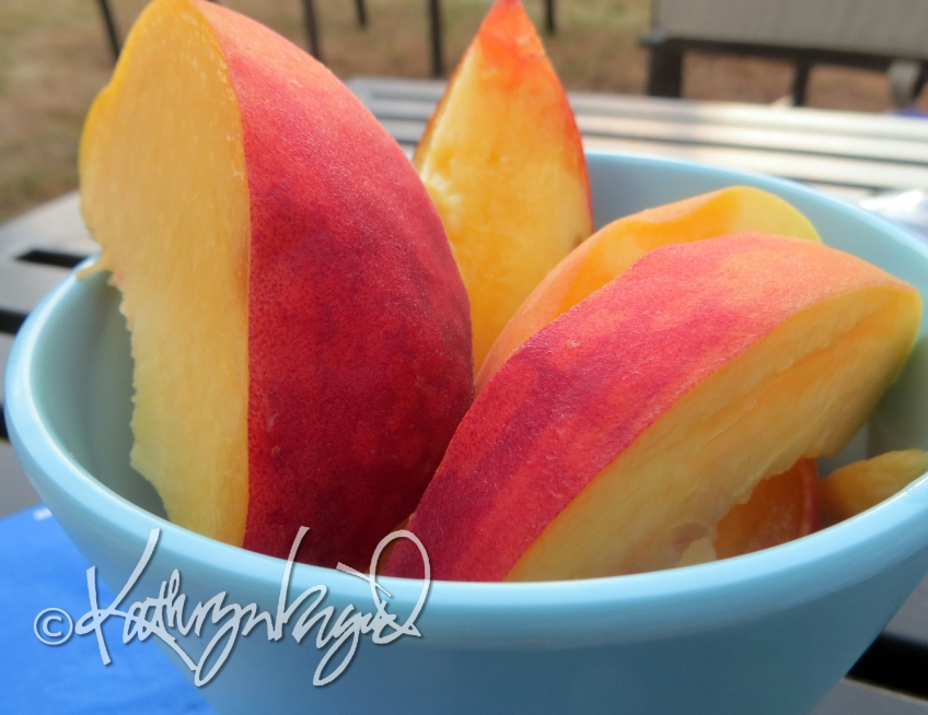 Photo: Peaches