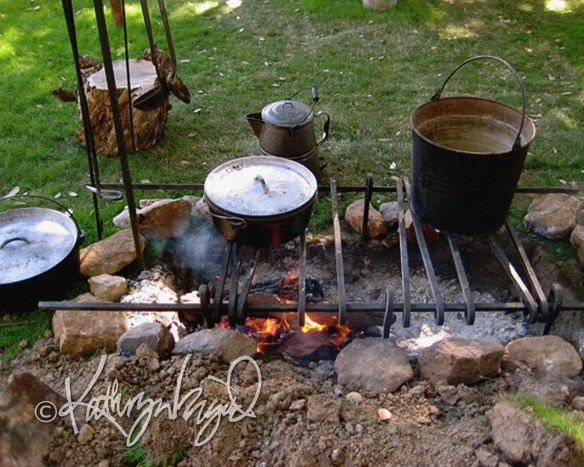 Photo: Chuckwagon Cookery