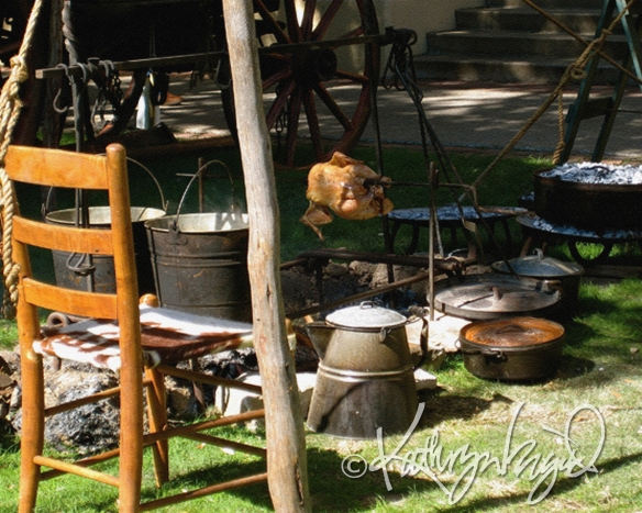 Photo: Chuckwagon Cookery 2