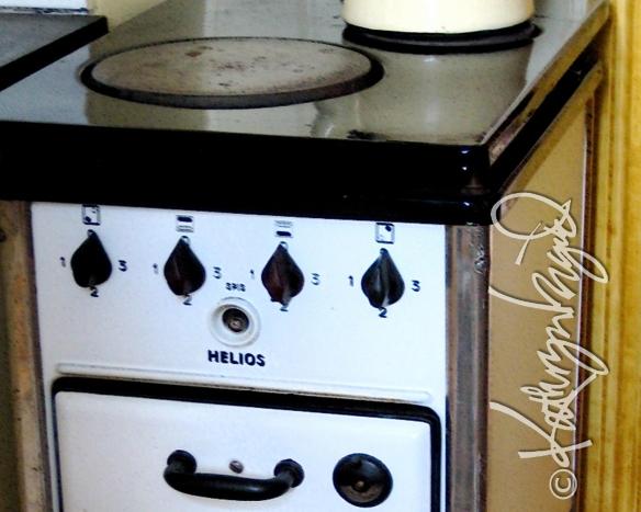 Photo: Vintage Cooker