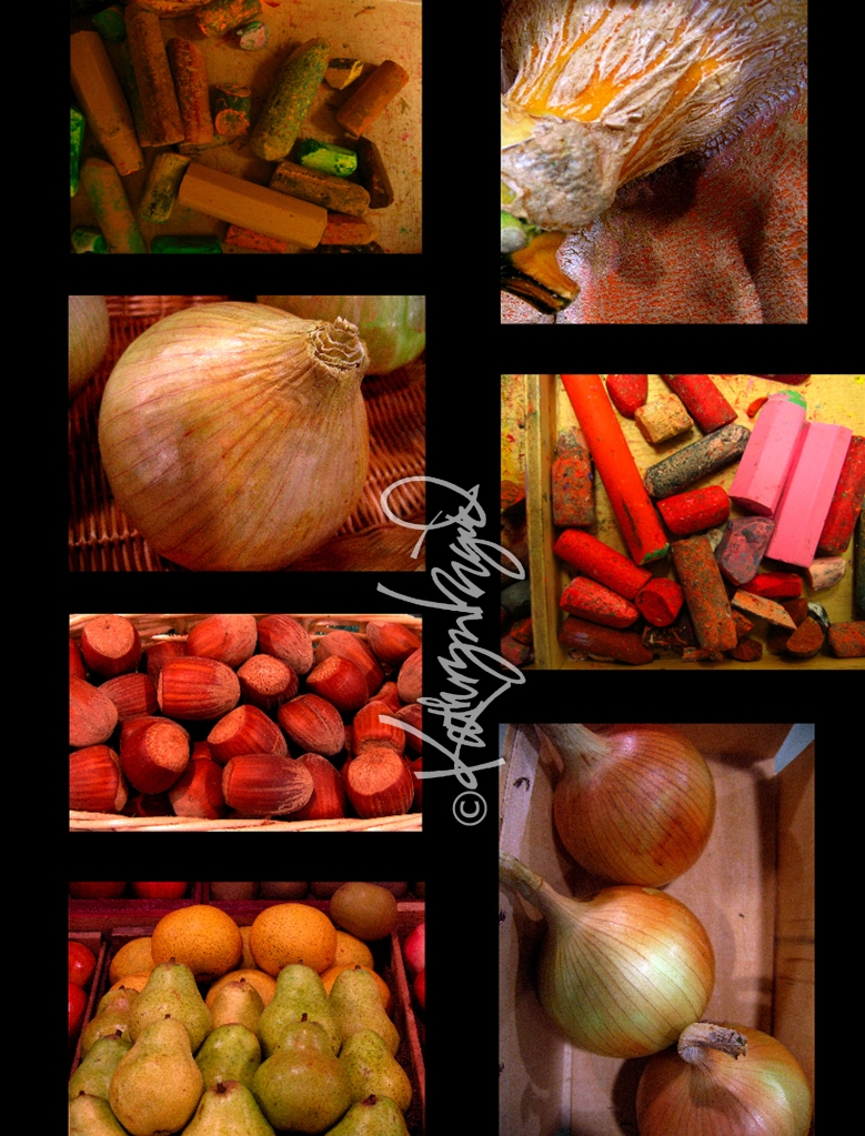 Photo montage: Another Balanced Diet