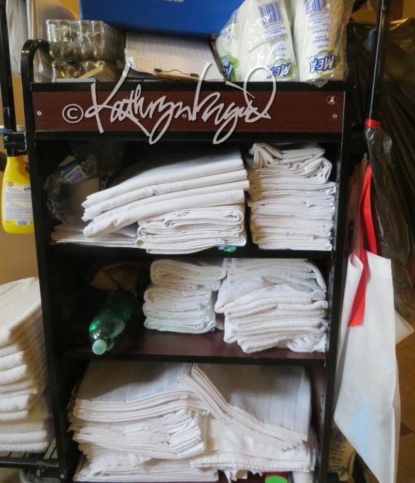 Photo: Housekeeping Cart