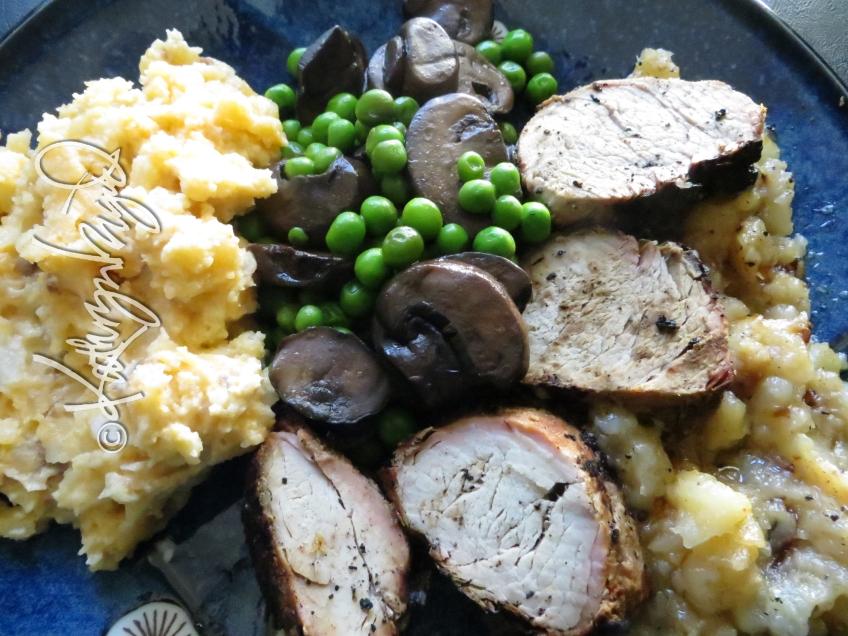 Photo: Pork Tenderloin Dinner