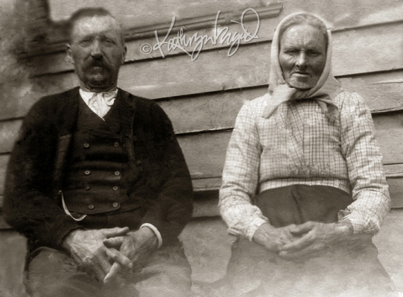 Photo: Great Great Grandparents