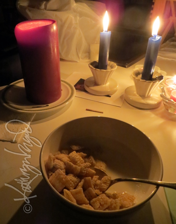 Photo: Candlelight Dinner
