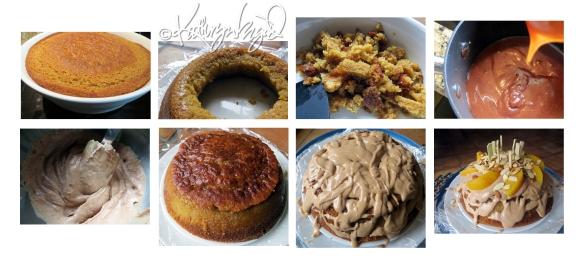 Photomontage: Cake-Wrecking