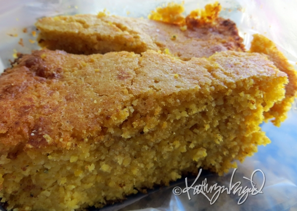 Photo: Slightly Fatter Cornbread