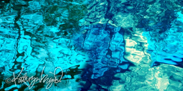 Digital illo from photos: Ripples