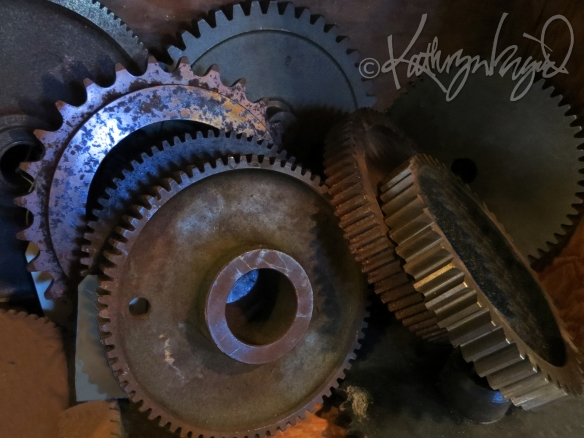 Photo: Ghost in the Machine 1