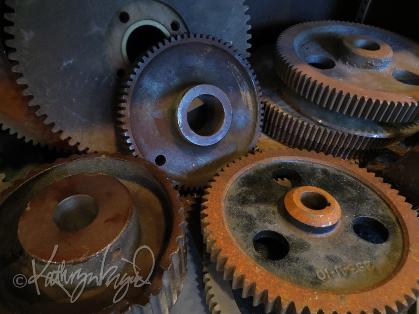 Photo: Ghost in the Machine 2
