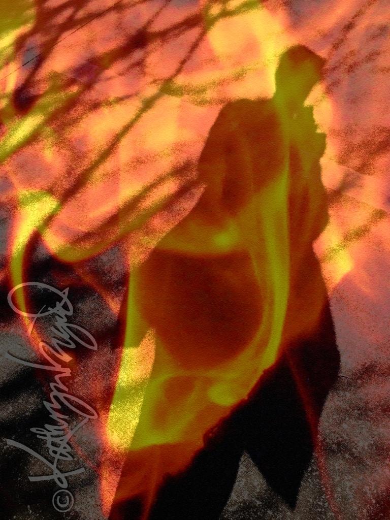 Digital illo from photos: Self-Destruct Mode