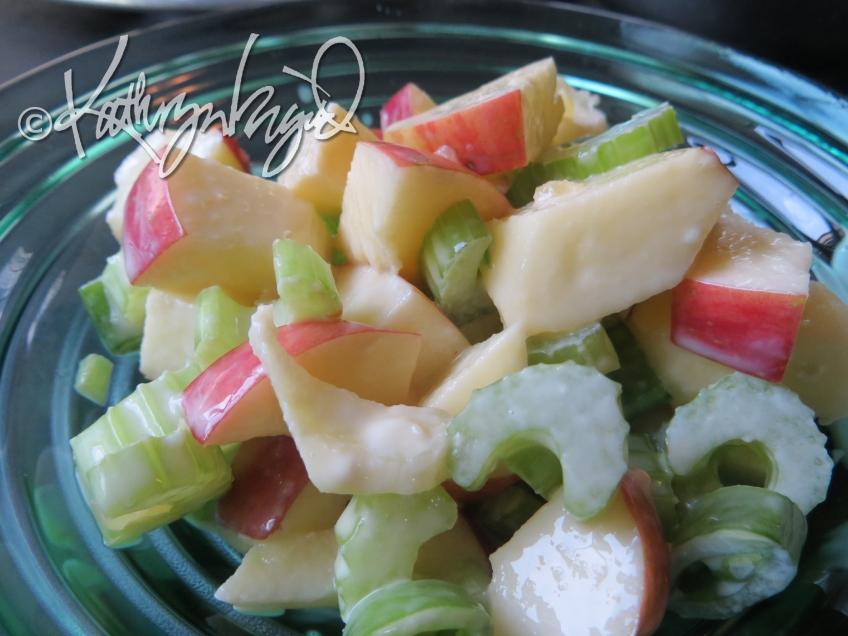 Photo: Apples & Celery