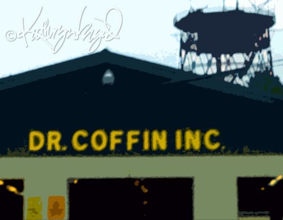 Photo: Dr. Coffin, I Presume