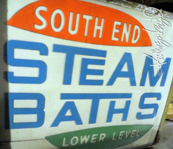 Photo: Steam Baths
