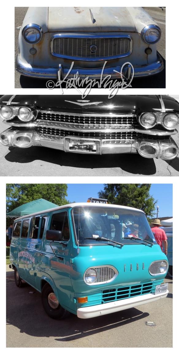 Photo montage: Car Show
