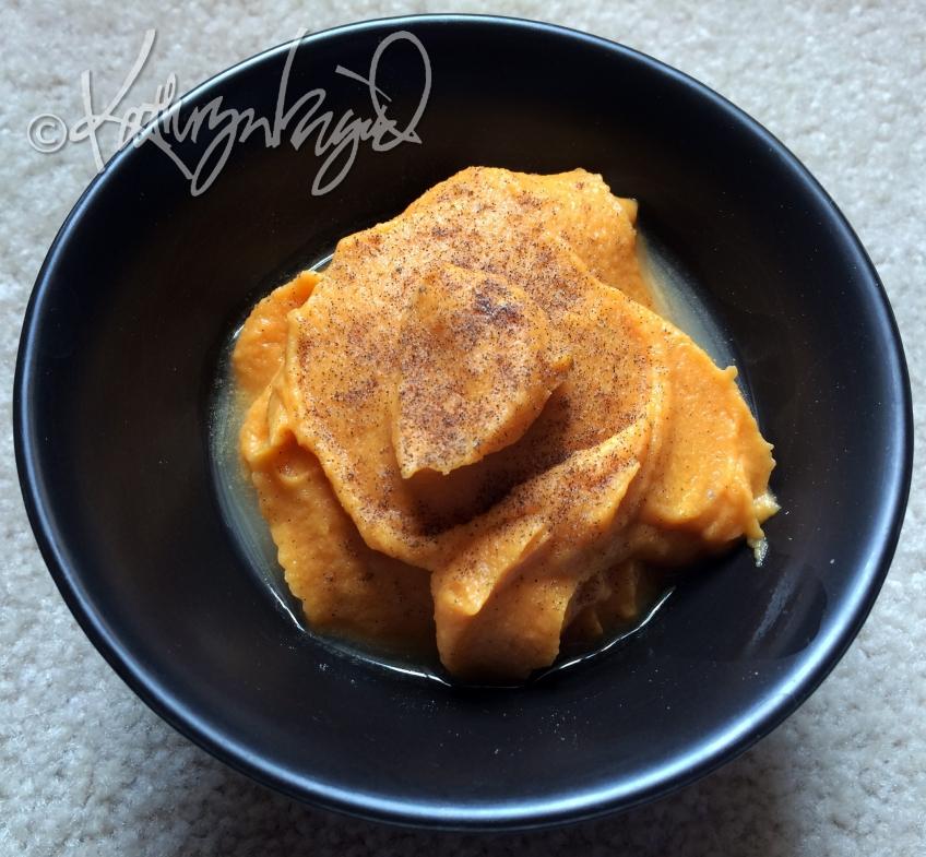 Photo: Sweet Potato Peach Fluff