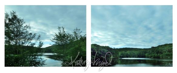 Photomontage: Lakeside Idylls