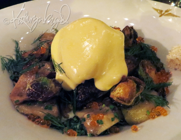 Photo: Seared Salmon Benediction at the Station