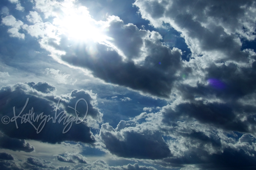 Photo: Head in the Clouds