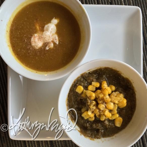 Photo: Two Soups, You Choose