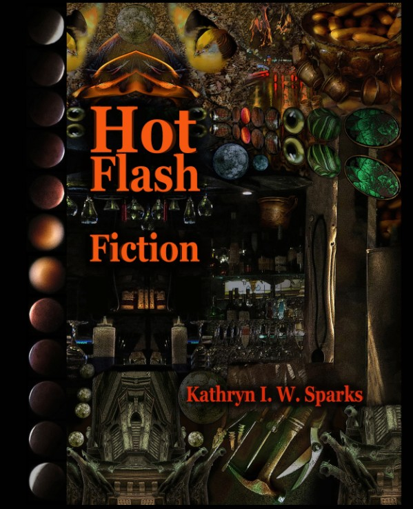 Photo: Hot Flash Fiction (photo credit: Blurb.com)